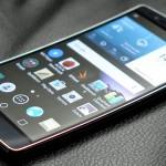 Test LG G Flex 2: High End zum kleinen Preis