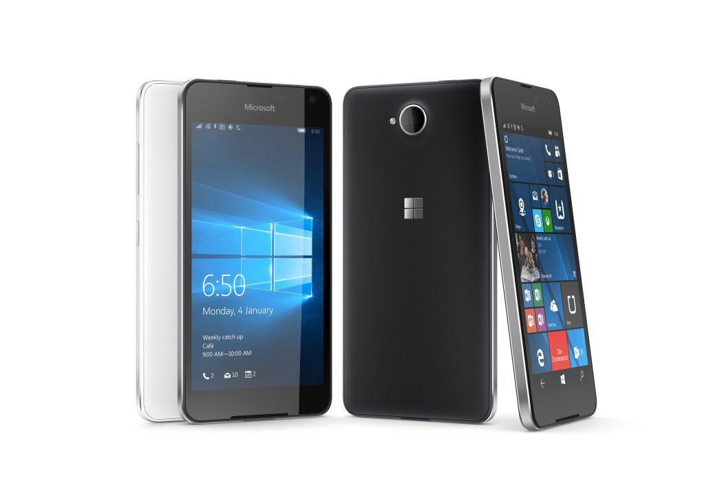 Microsoft Lumia 650 offiziell vorgestellt