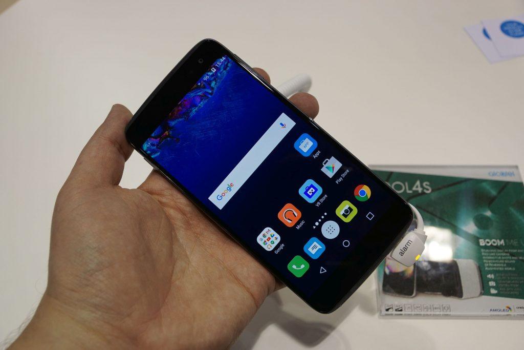 Alcatel Idol 4 und Idol 4s Android-Smartphones offiziell vorgestellt