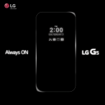 "LG G5 erhält ein ""Always on"" Display"