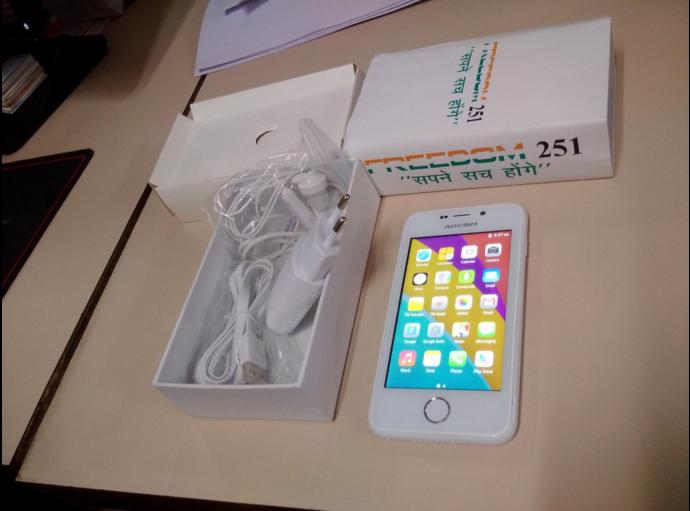 Indien: Android-Smartphone für 3,30€ vorgestellt