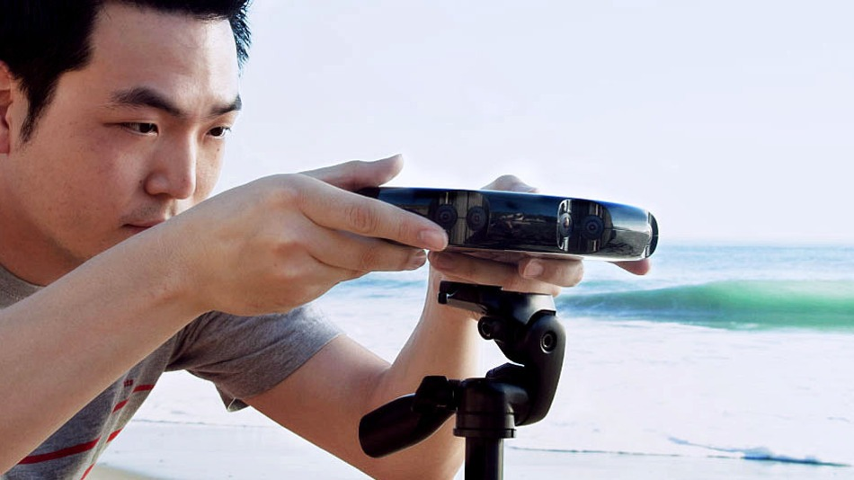 Samsung: Gear 360 Virtual Reality Kamera kommt noch im Februar
