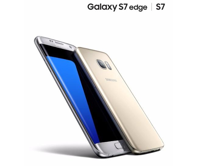 Samsung stellt Galaxy S7 und Galaxy S7 Edge offiziell vor