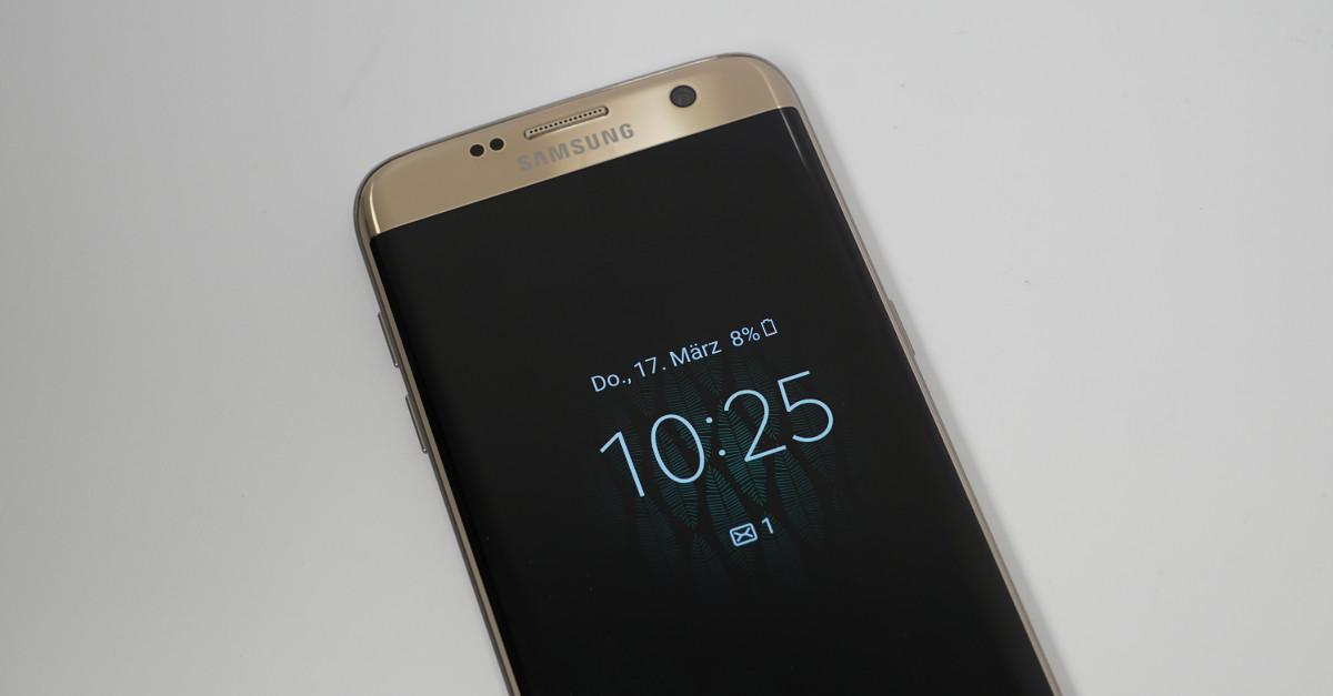 Samsung galaxy s6 sperrbildschirm hintergrund andern