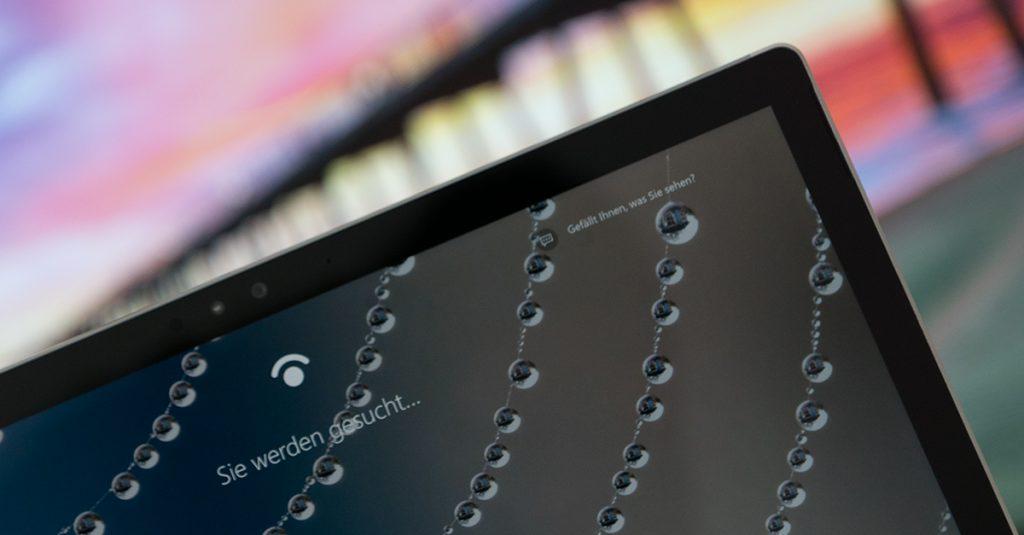 Tipp: Windows 10 Sperrbildschirm-Hintergründe speichern