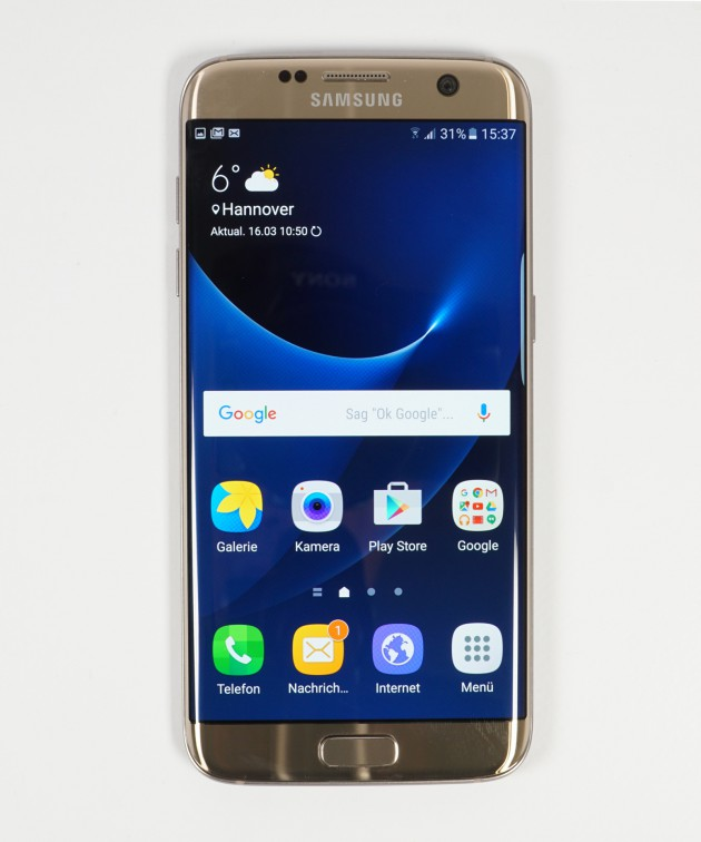 Galaxy S7 Display