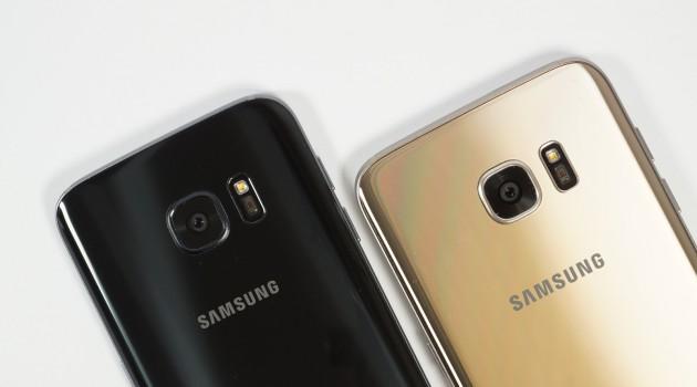 Galaxy S7 Hauptkameras