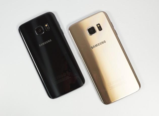 Galaxy S7 Rueckseiten