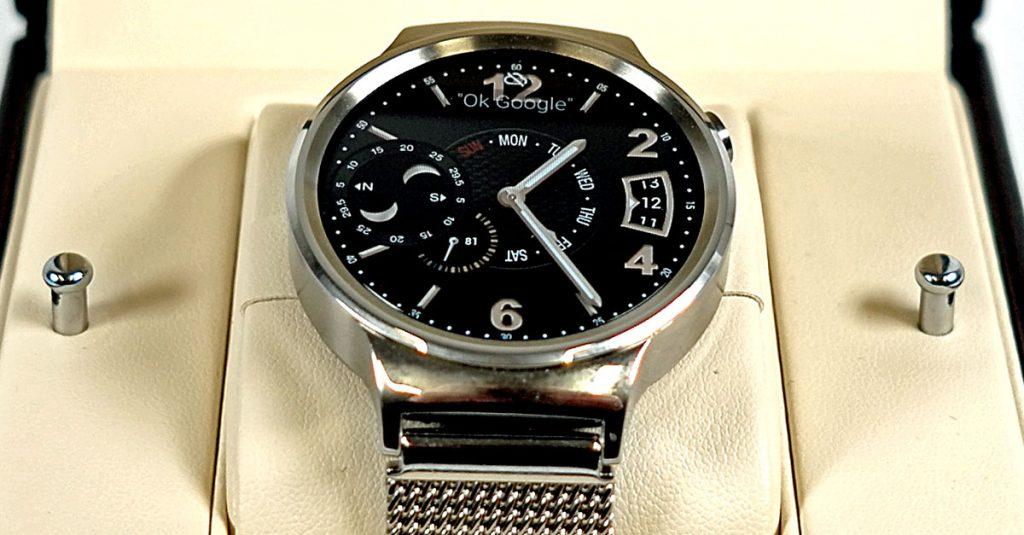 Review: Huawei Watch Classic, das Luxusstück [Tester gesucht]