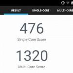 LG K4 im Geekbench-Test