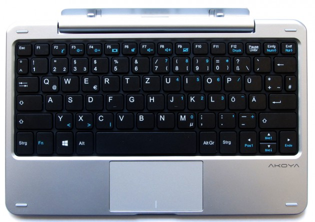 Medion-AKOYA-E1235T-Tastatur