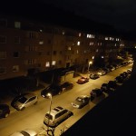 Nachtaufnahme Samsung Galaxy S7