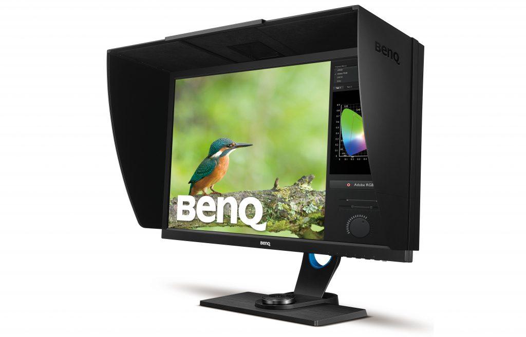 BenQ SW2700PT: Günstiger Einstieg für Grafiker und Fotografen