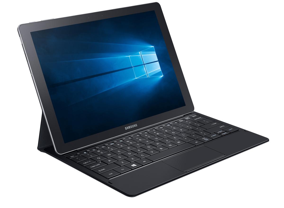 Test: Samsung Galaxy TabPro S W703 mit Windows 10 Pro