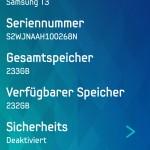 Verschlüsselungssoftware auf einem Android-Smartphone