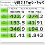 USB 3.1 Typ C -> Typ C