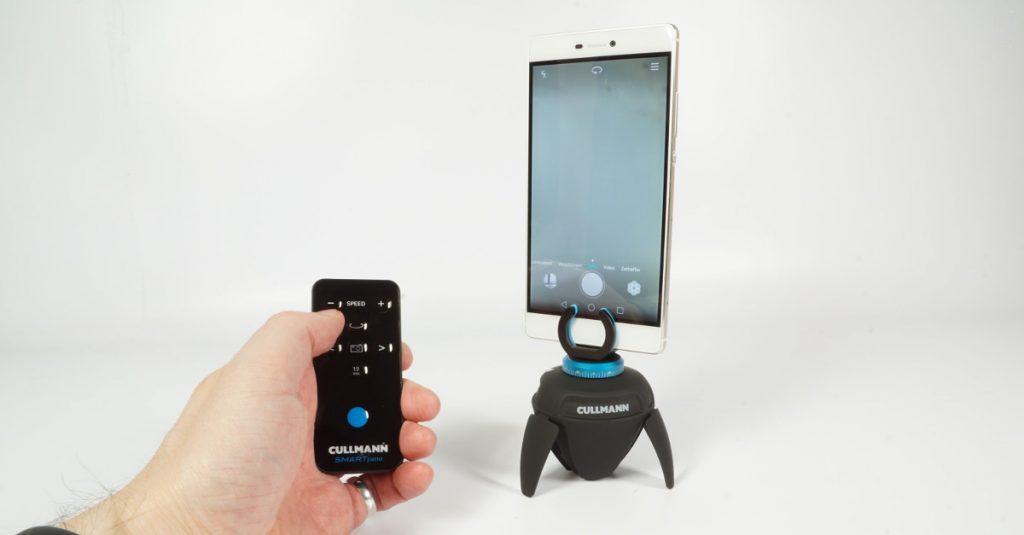Test Elektrischer Stativkopf Cullmann SMARTpano 360CP: 360-Grad-Panoramen einfacher aufnehmen