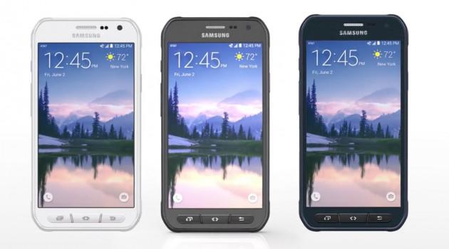 Der Vorgänger, das Galaxy S6 Active