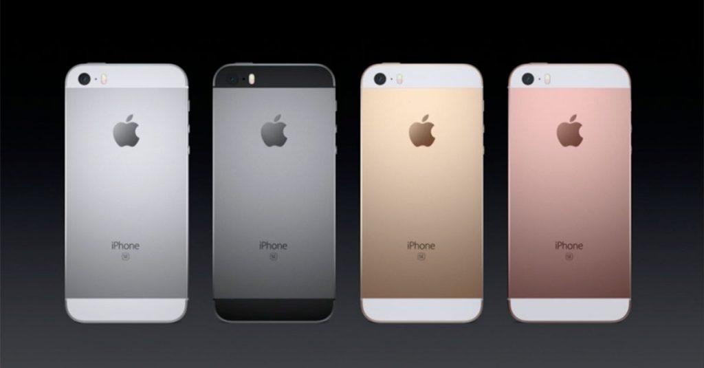 Keynote: Apple präsentiert iPhone SE mit 4-Zoll-Display und aktueller Technik [Update]