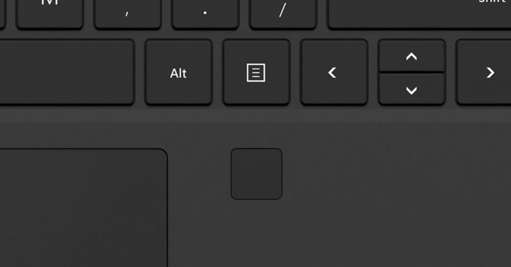 Microsoft Surface Pro Type Cover mit Fingerprint-Sensor ab sofort vorbestellbar