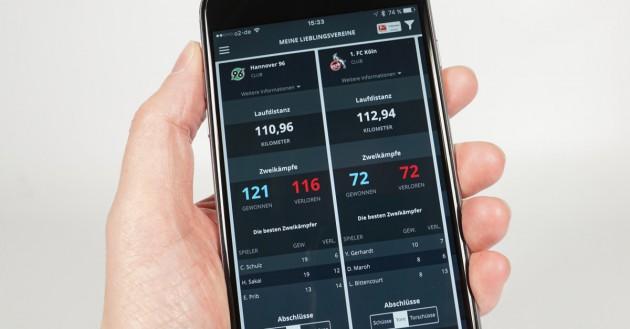 App-Quicktipp Hermes Bundesliga Facts