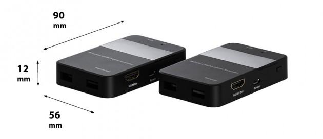 Celexon-Expert-HDMI-Funk-Set-WHD30M-abmessungen