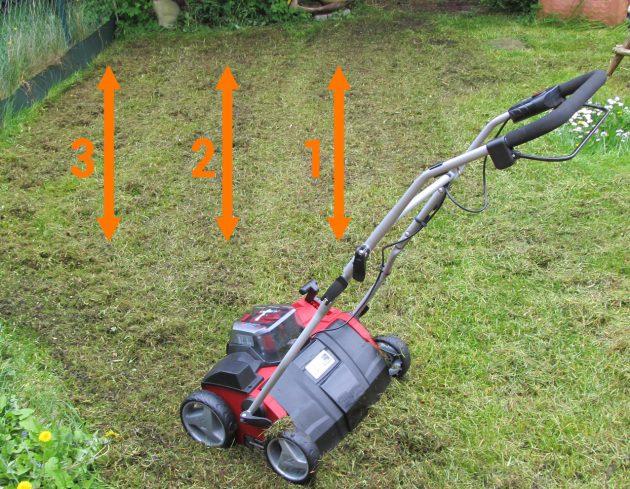 Einhell-GE-SC-35-LI-Solo-Rasen-Vertikutierungsstufen