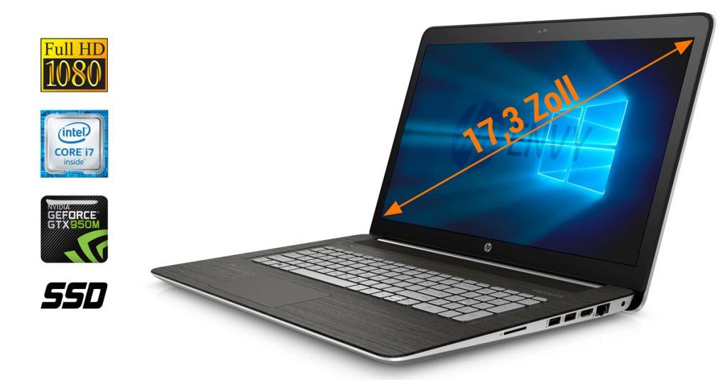 HP Envy 17 –  Premium-Notebook mit 17,3″ Full-HD-Display und starker Hardware [Tester gesucht]