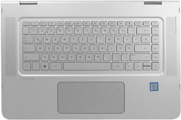 HP-Spectre-X360-15---Tastatur