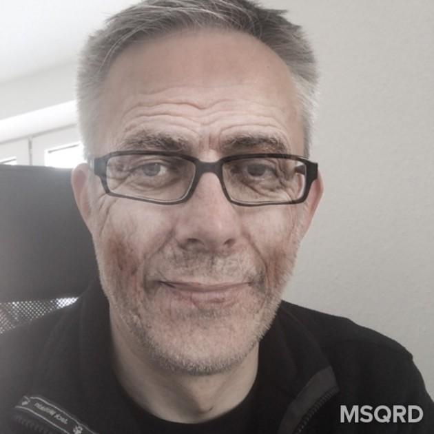 MSQRD Alter Mann