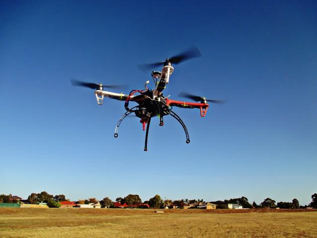 Multicopter Modellflugplatz