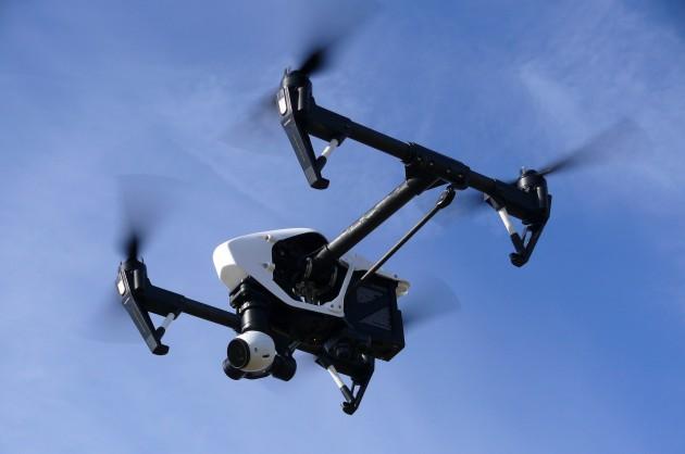 Multicopter mit Kamera