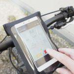 Powerbanks als Smartphone-Stromversorgung am Fahrrad