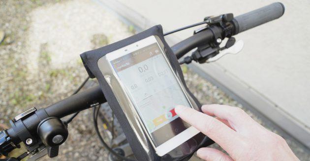 Powerbanks am Fahrrad