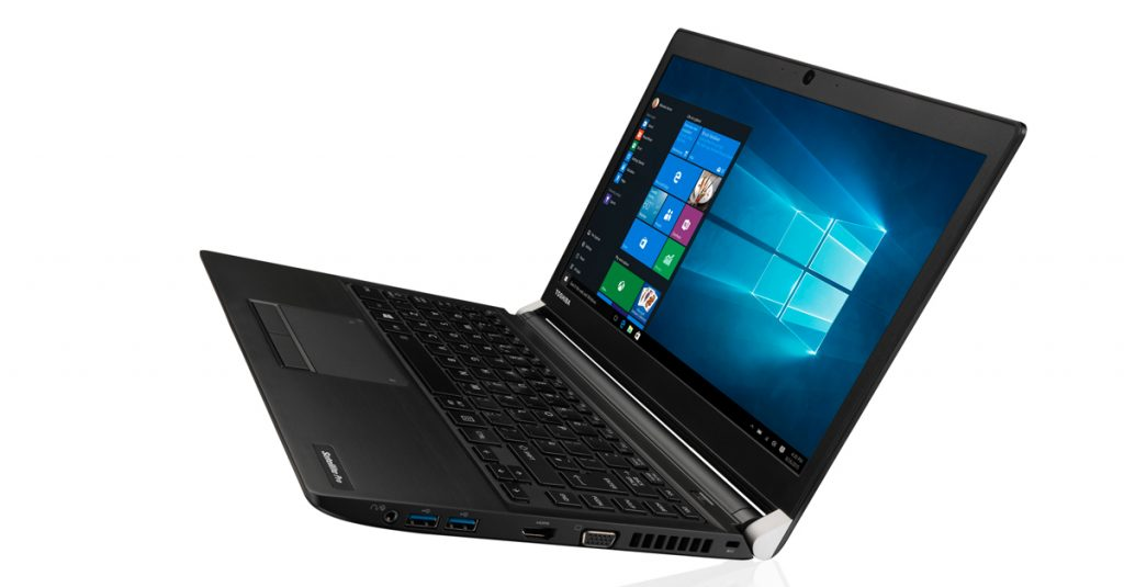 Test: Toshiba Satellite Pro A30t-C-111 – robustes 13,3-Zoll-Notebook aus Magnesium