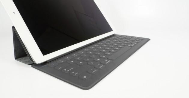 Test Apple Smart Keyboard