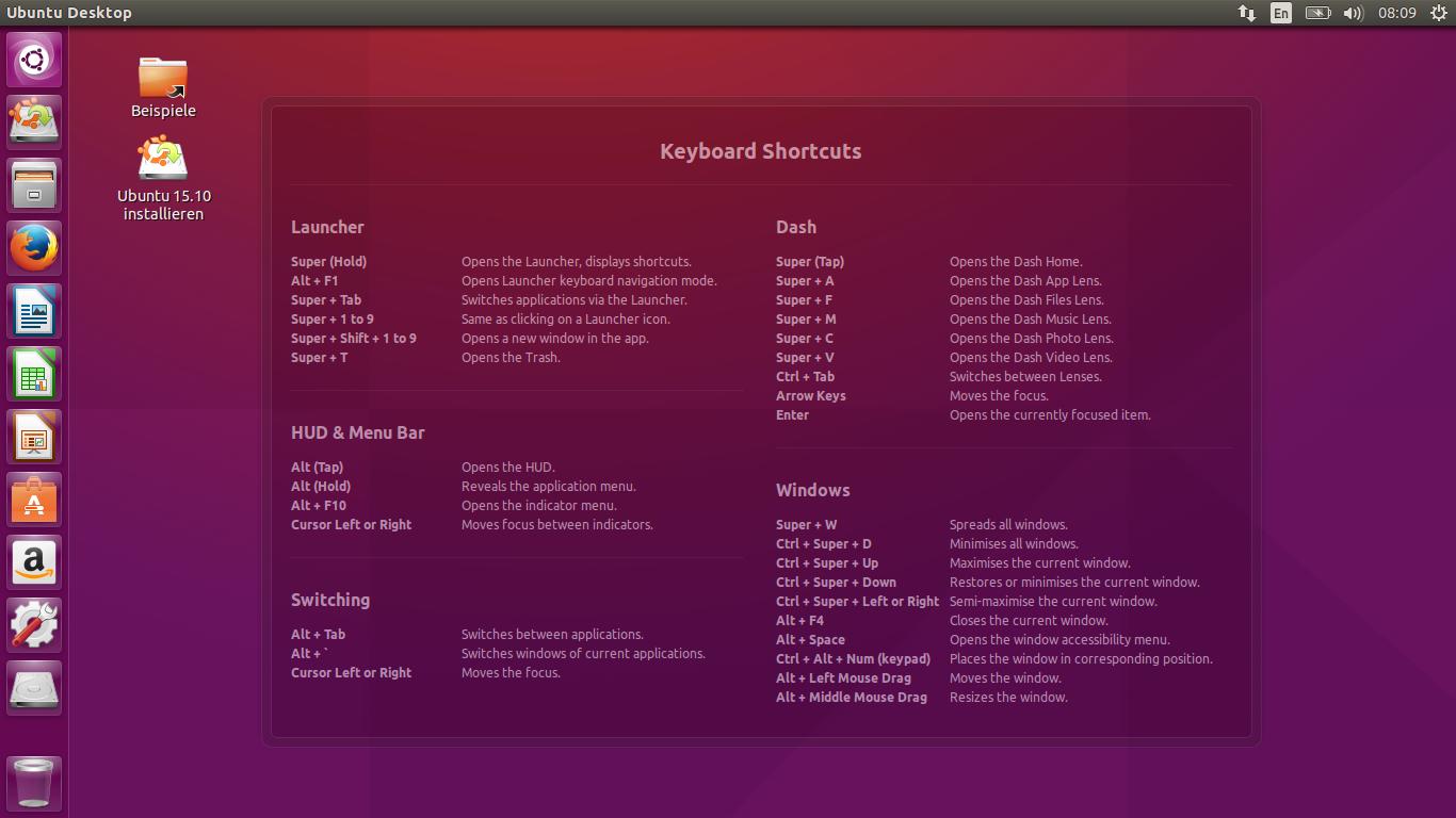 Ubunto 15.10 Installation 01