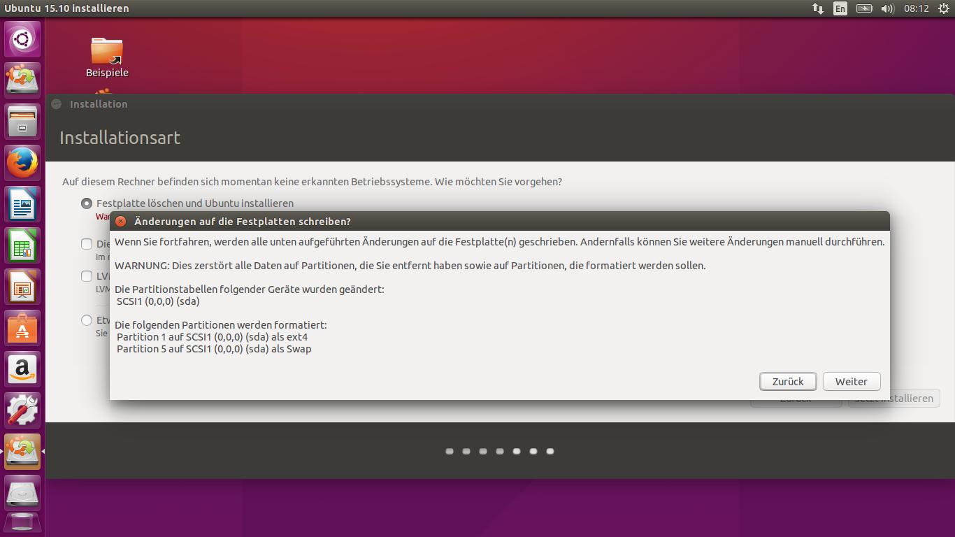 Ubunto 15.10 Installation 06