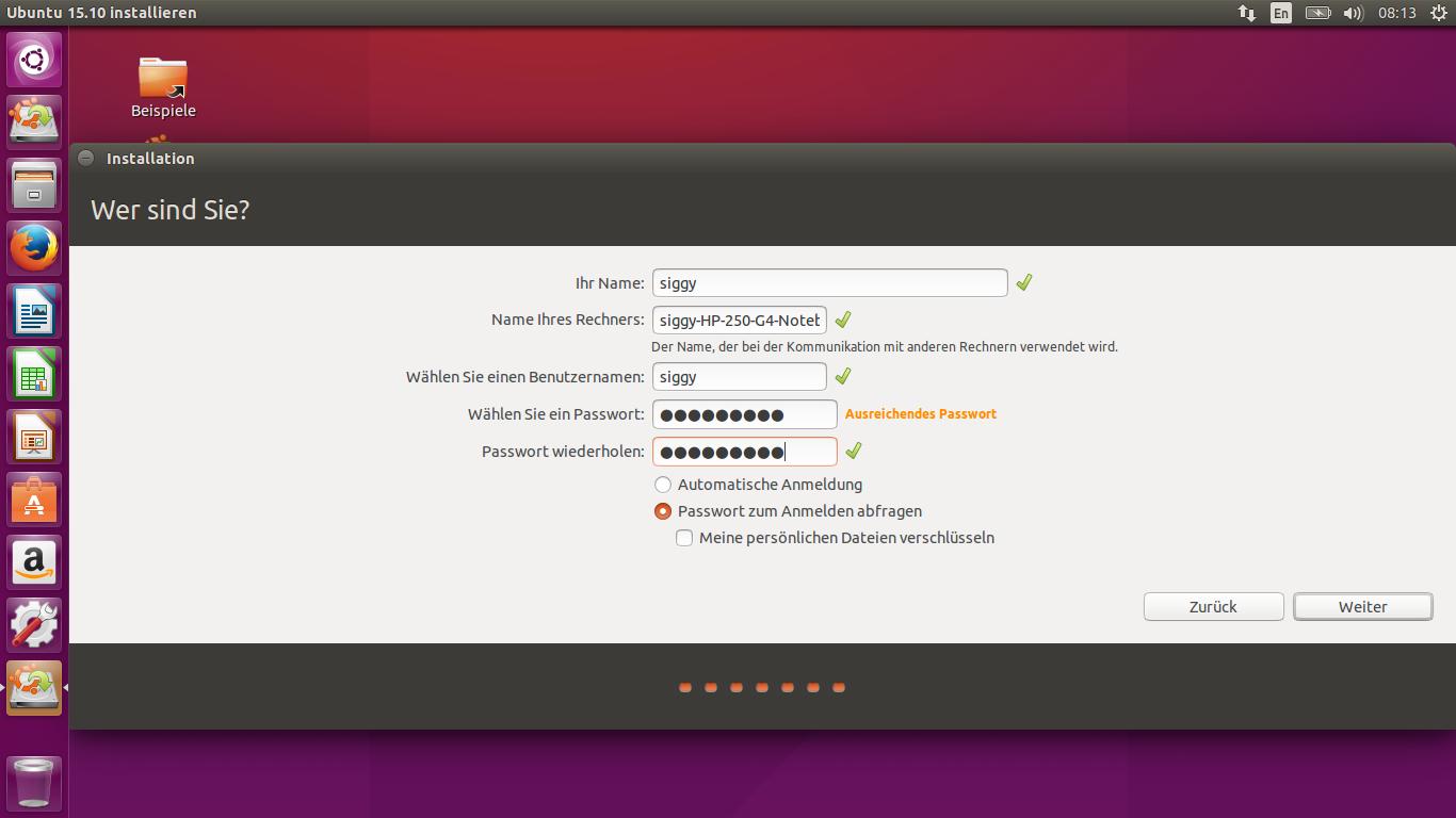 Ubunto 15.10 Installation 09