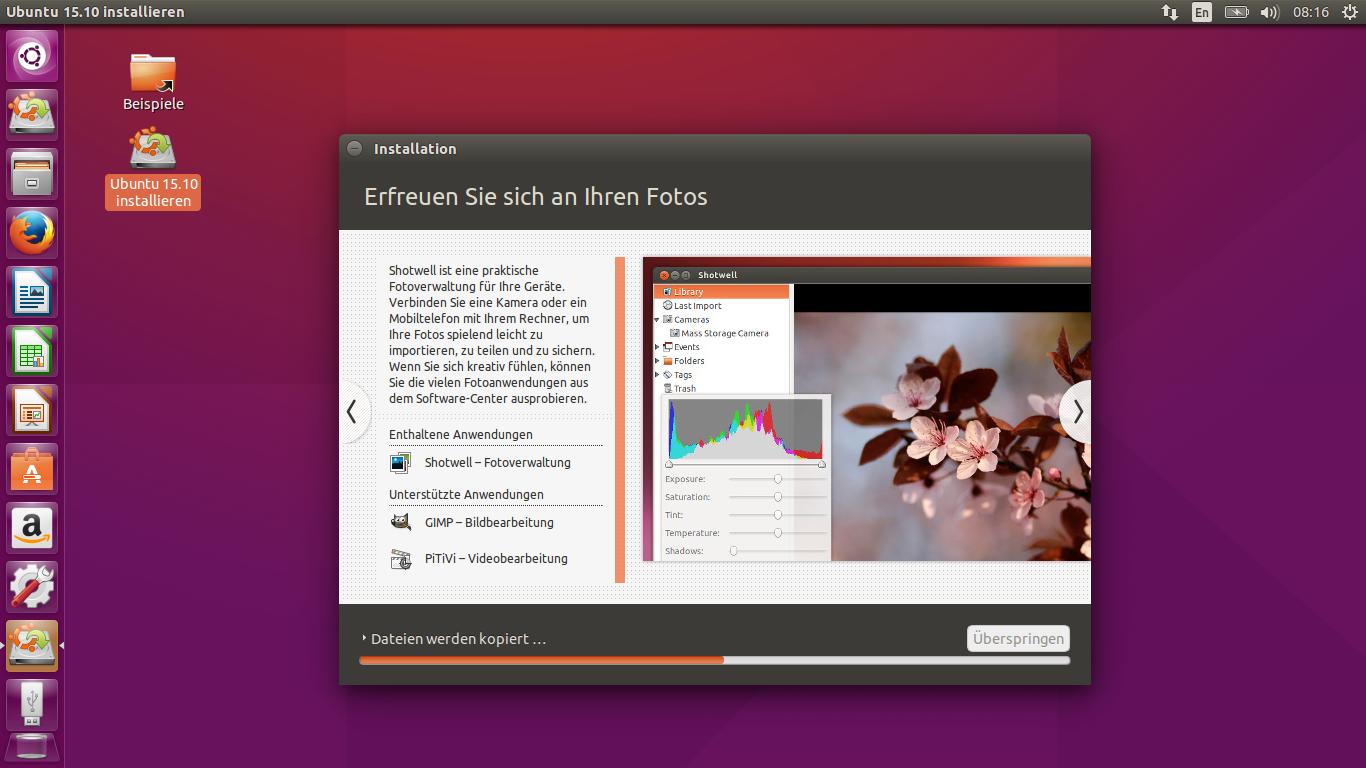 Ubunto 15.10 Installation 14