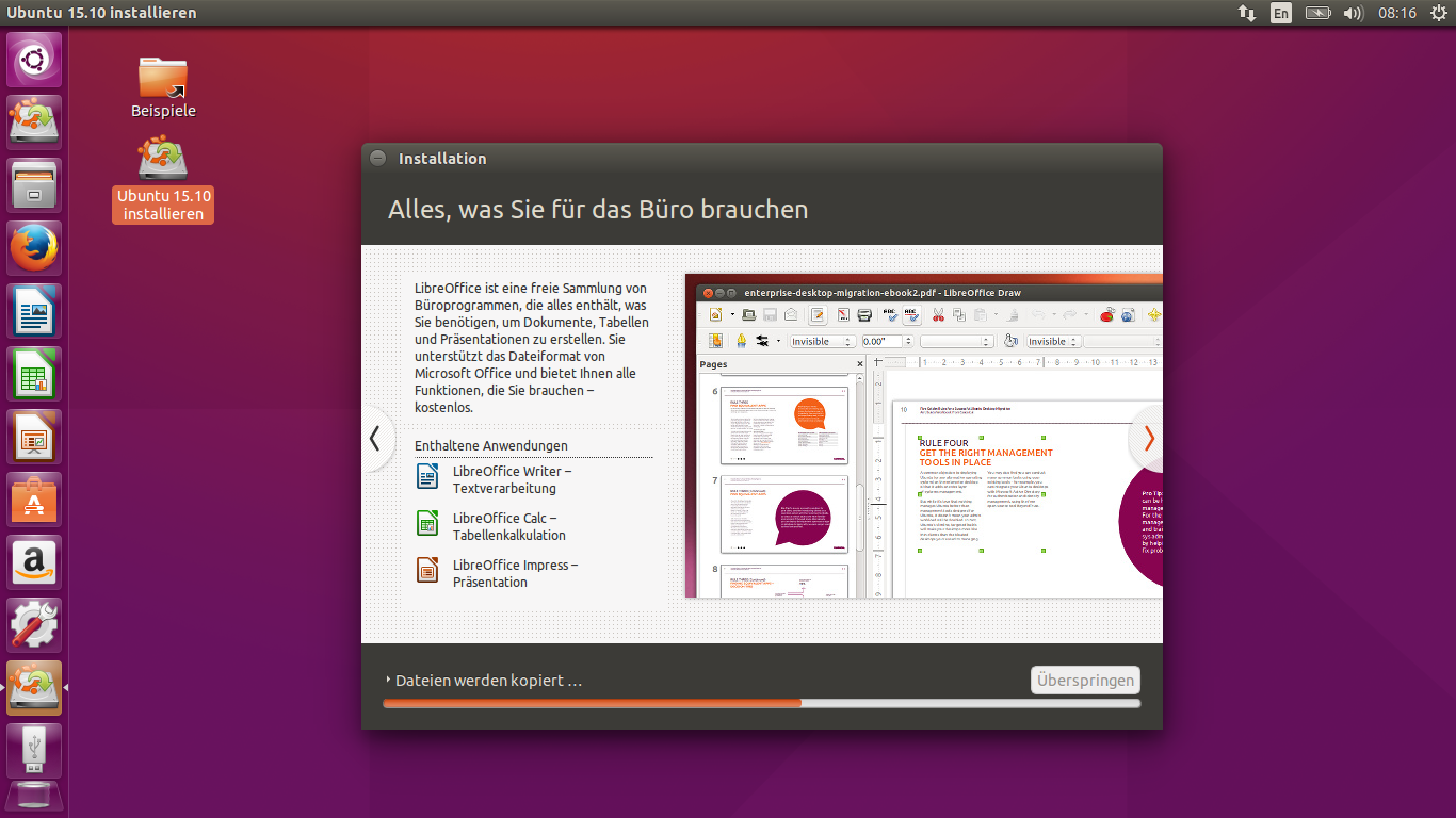 Ubunto 15.10 Installation 16