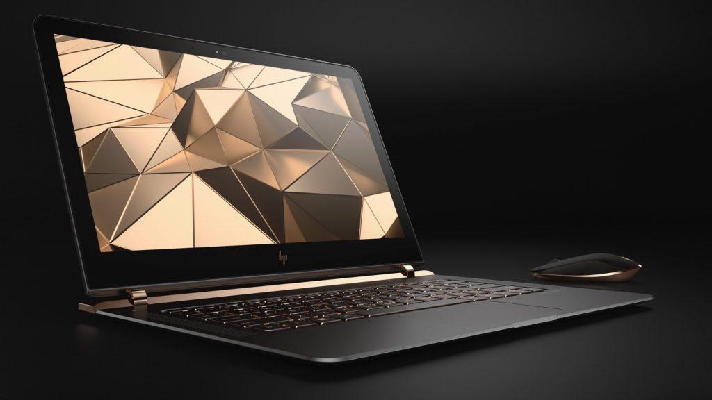 HP stellt ultradünnes Spectre 13.3 Notebook vor