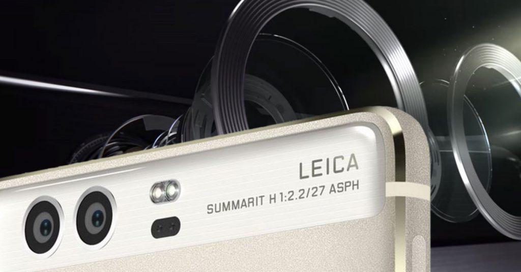Huawei P9 und P9 Plus: Das Prinzip der revolutionären Leica-Kamera