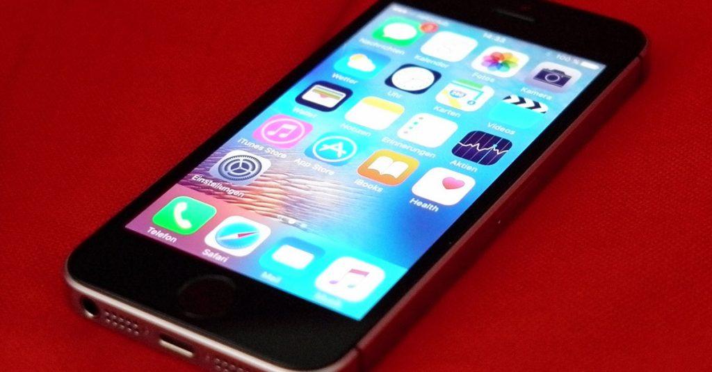Test Apple iPhone SE: Des Kaisers alte Kleider