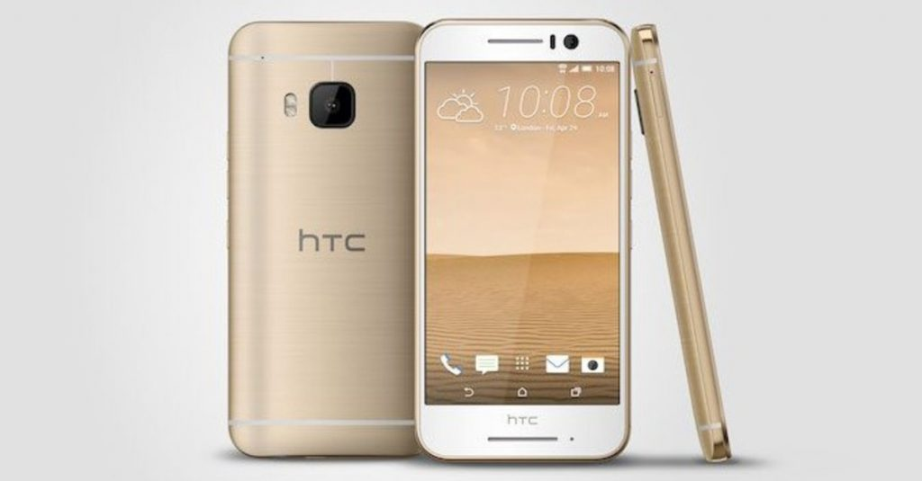 HTC One S9 offiziell vorgestellt