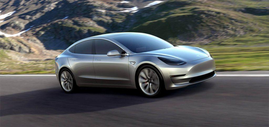 Tesla stellt Model 3 vor – kommt Ende 2017 für ca. 35.000 US-Dollar