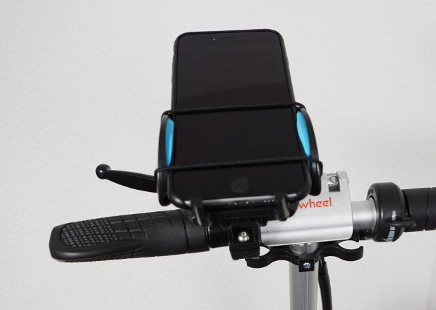 AirWheel Elektro-Scooter Z3 Smartphone-Halter