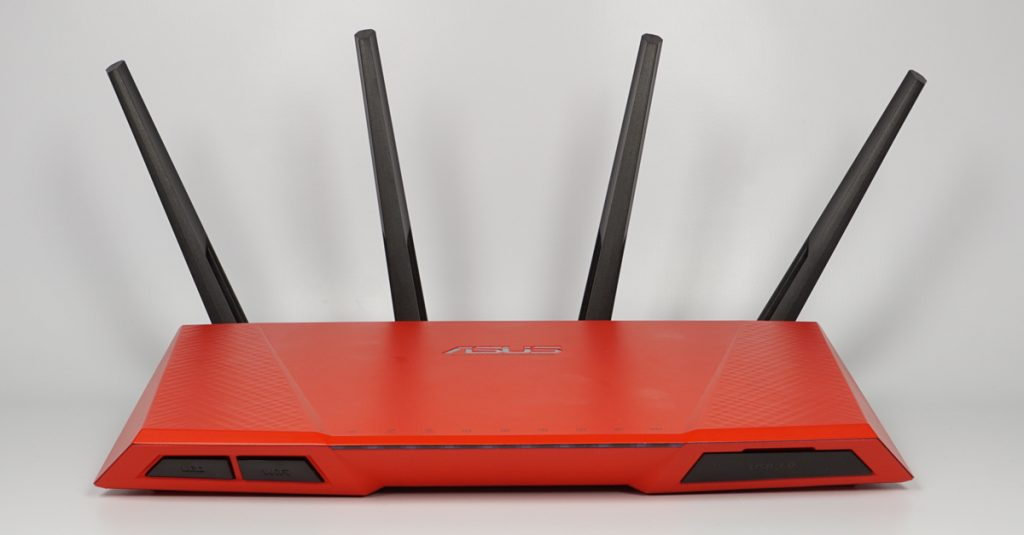 Test & Gewinnspiel: WLAN-Router Asus RT-AC87U