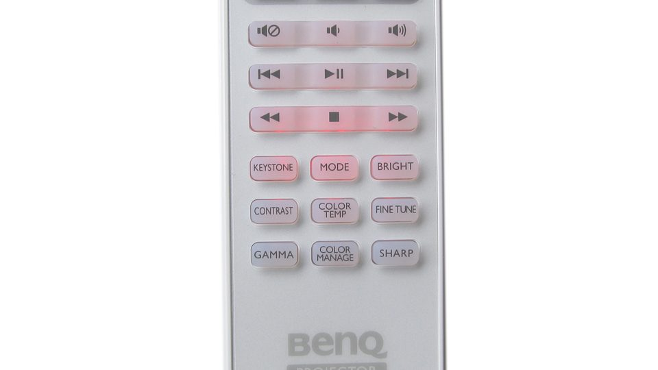 BenQ TH 670s -Fernbedienung-5