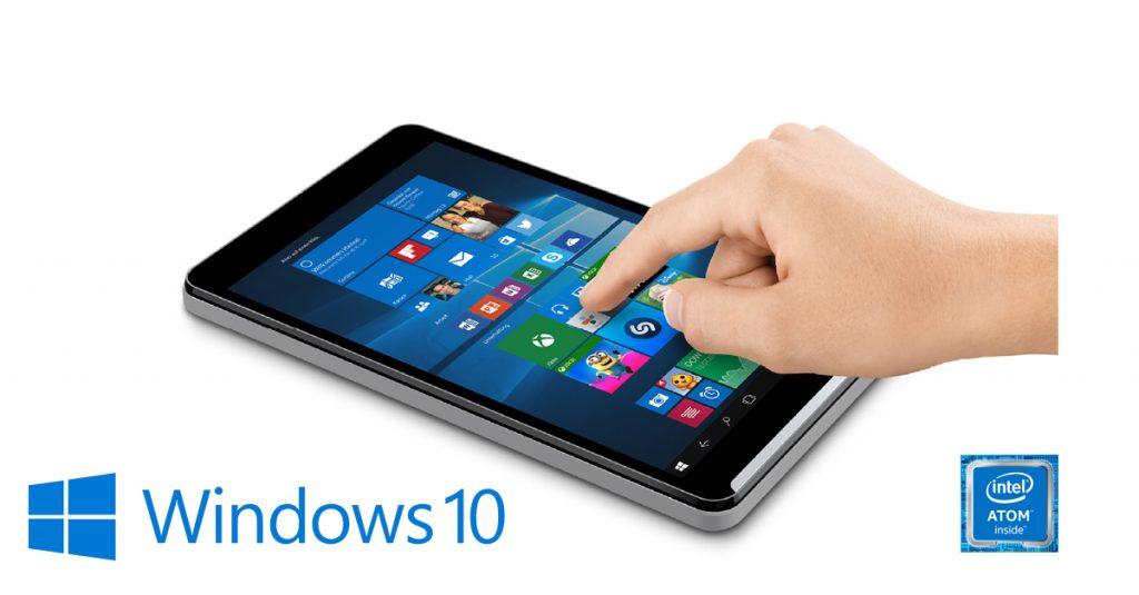 Kurztest: Medion Akoya E8201T – Windows 10 Tablet für die Hosentasche mit 8-Zoll-Display